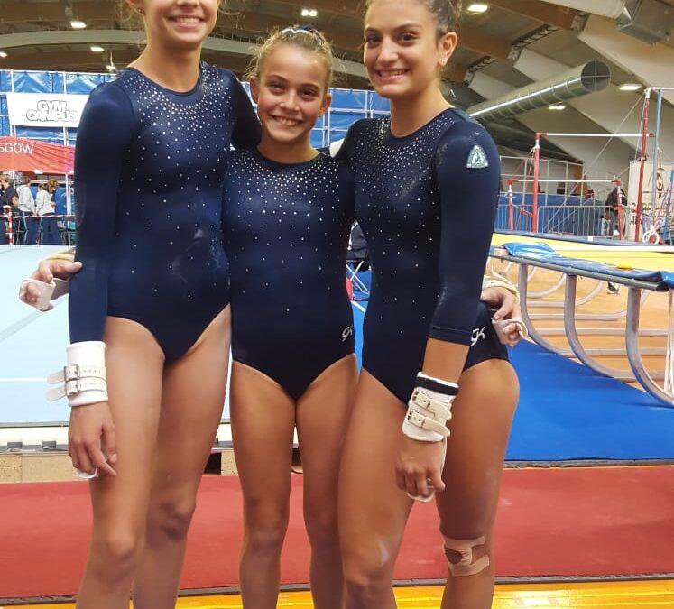 Prima Prova del Campionato a squadre Serie C Gold – Zona tecnica 3 (Veneto,Trento, Bolzano Friuli Venezia Giulia)