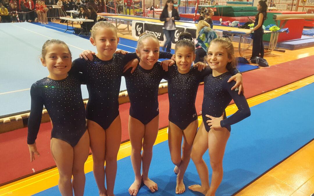 Prova interregionale campionato a squadre Gold 3 A