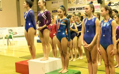 Prima prova regionale individuale silver LA LB3 2019
