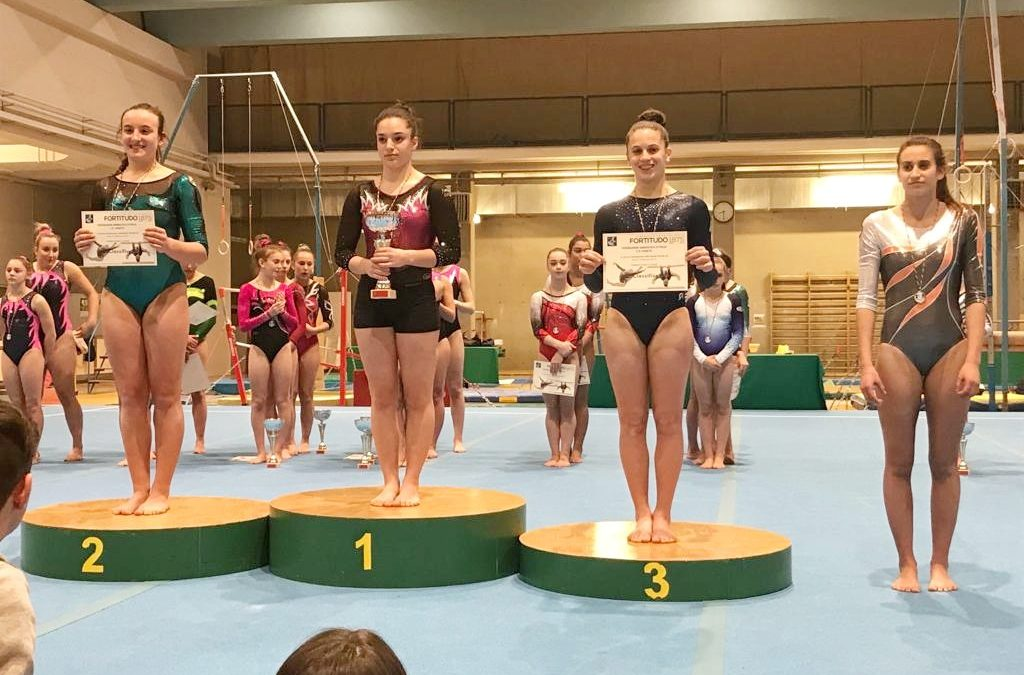 Campionato individuale Silver LE e Gold Allieve Schio 2019