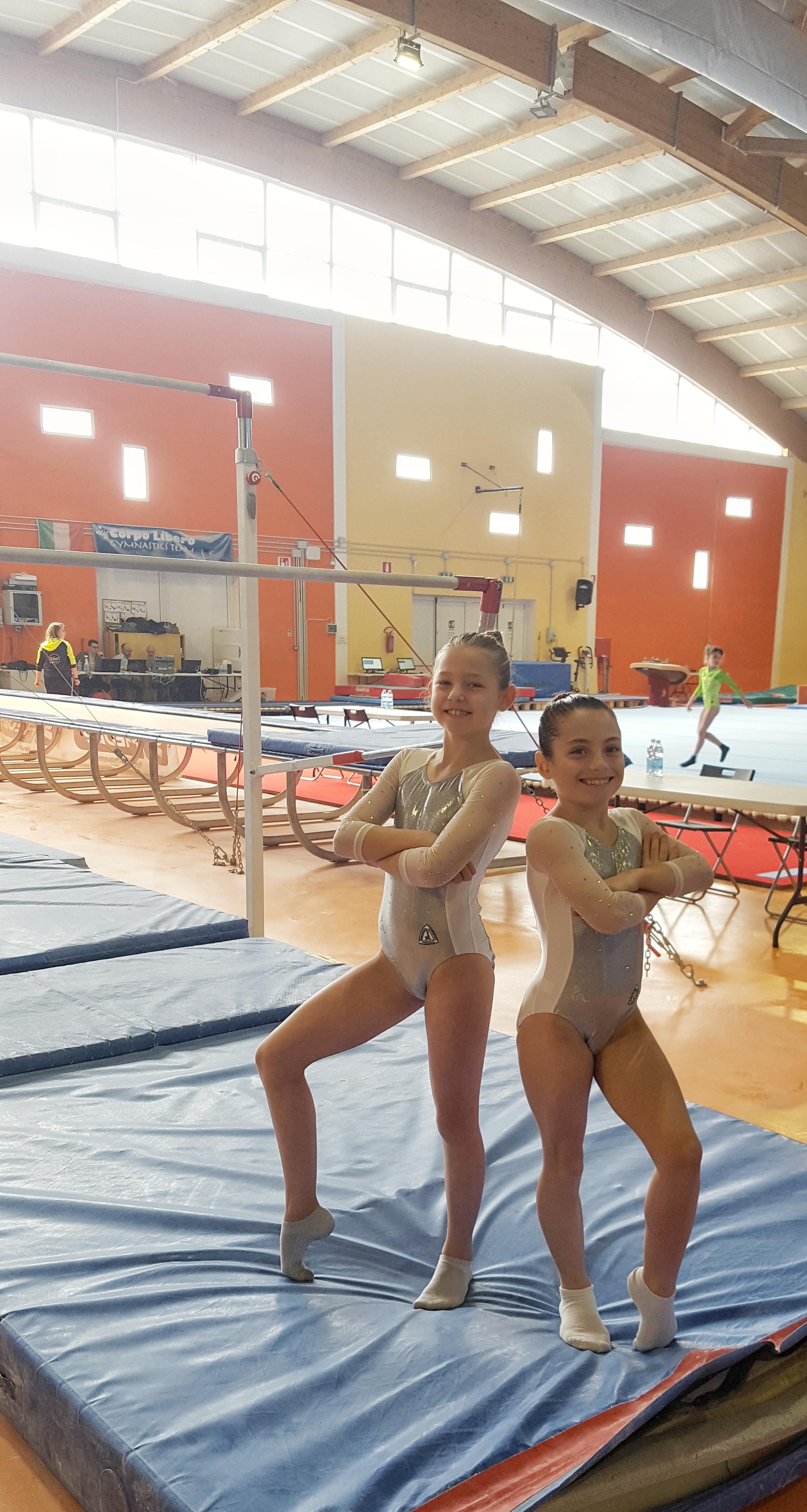 Emma Cecconello e Sofia Lison Dalla Man