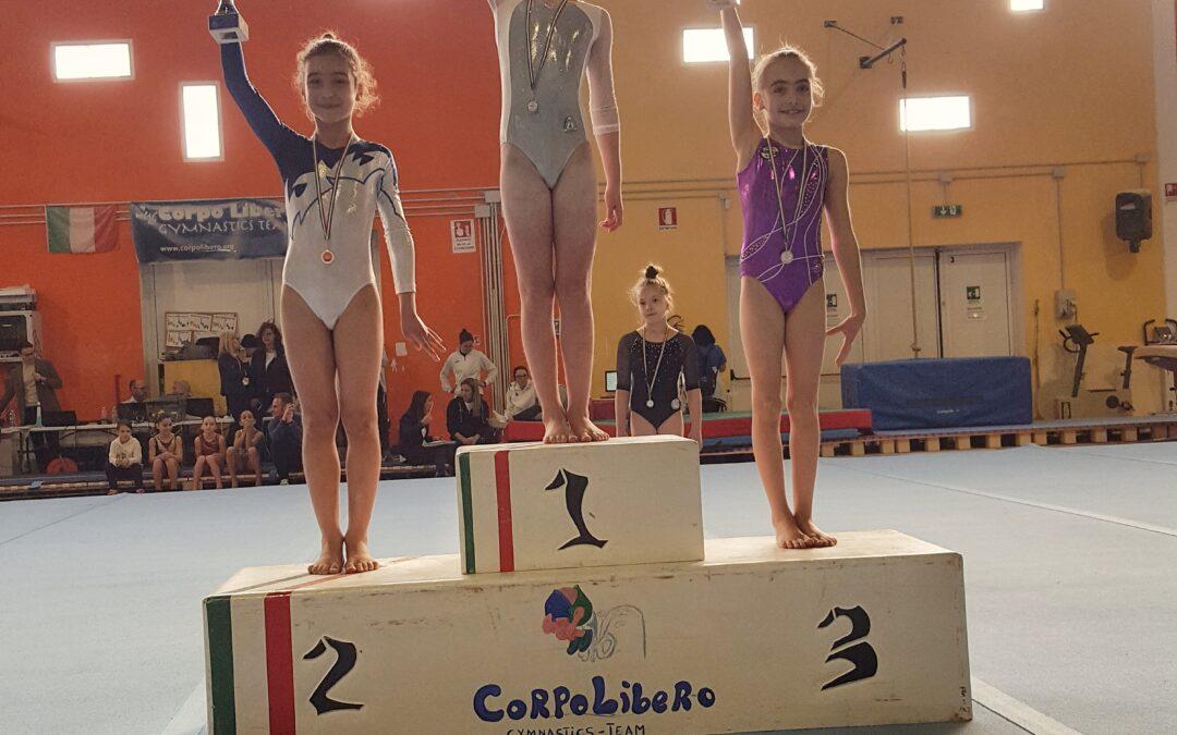 Seconda prova regionale del campionato individuale gold allieve e silver 9 10 marzo 2019