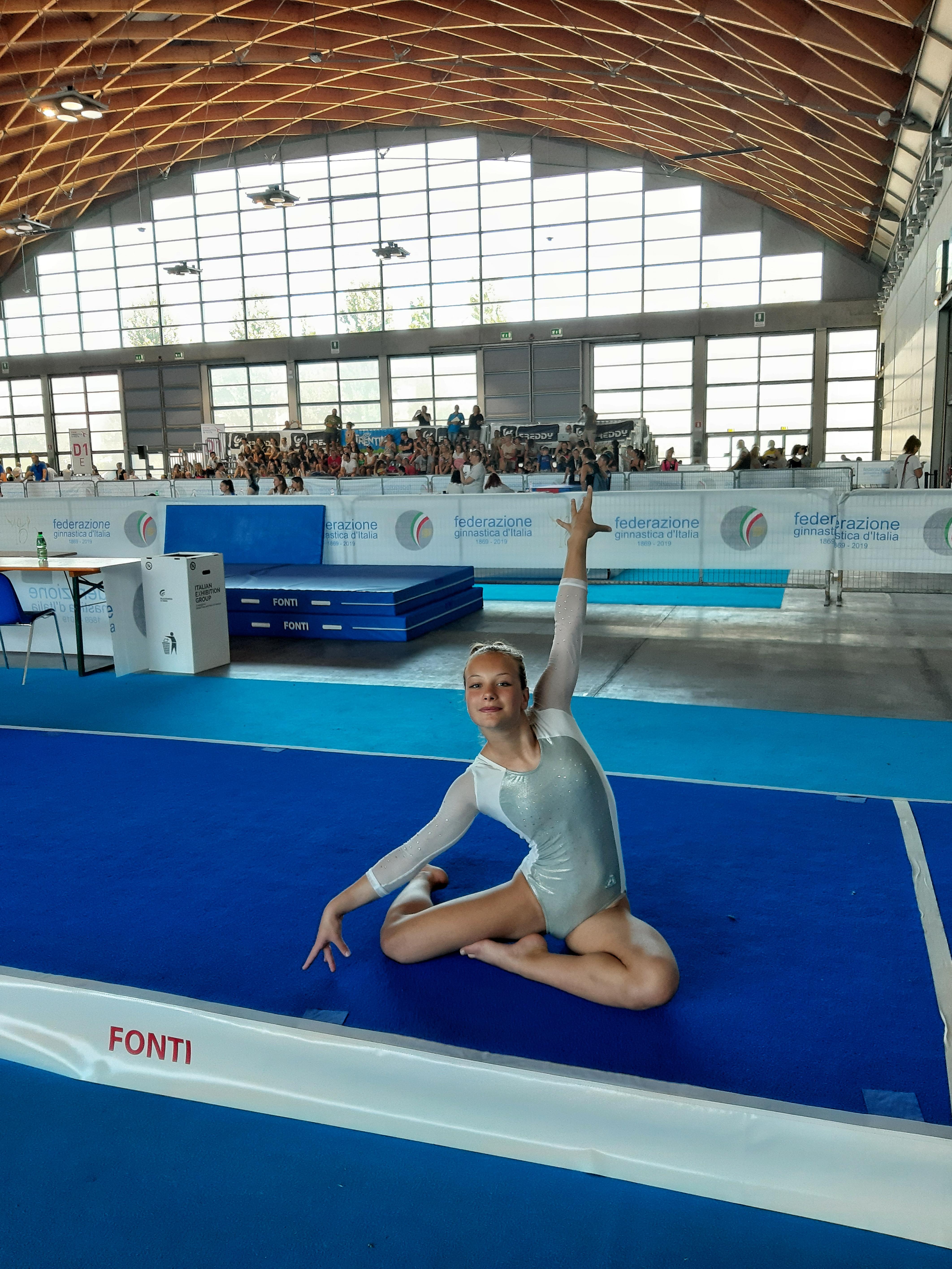 Campionessa Nazionale Carolina Rainer