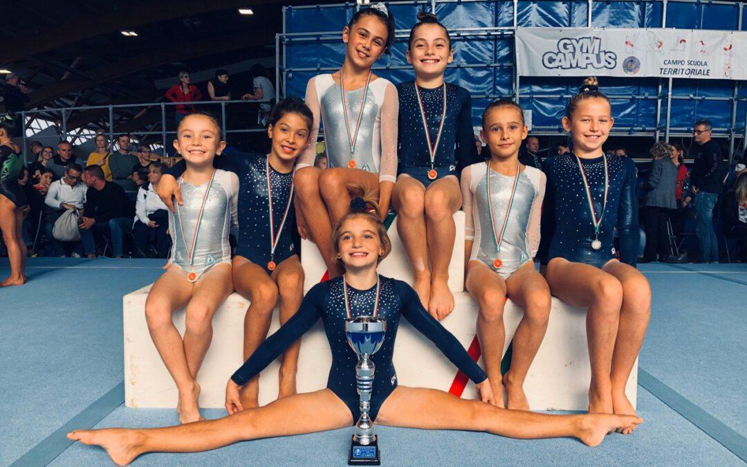 Seconda Prova Campionato a Squadre Gold 3a 3b 2019/2020