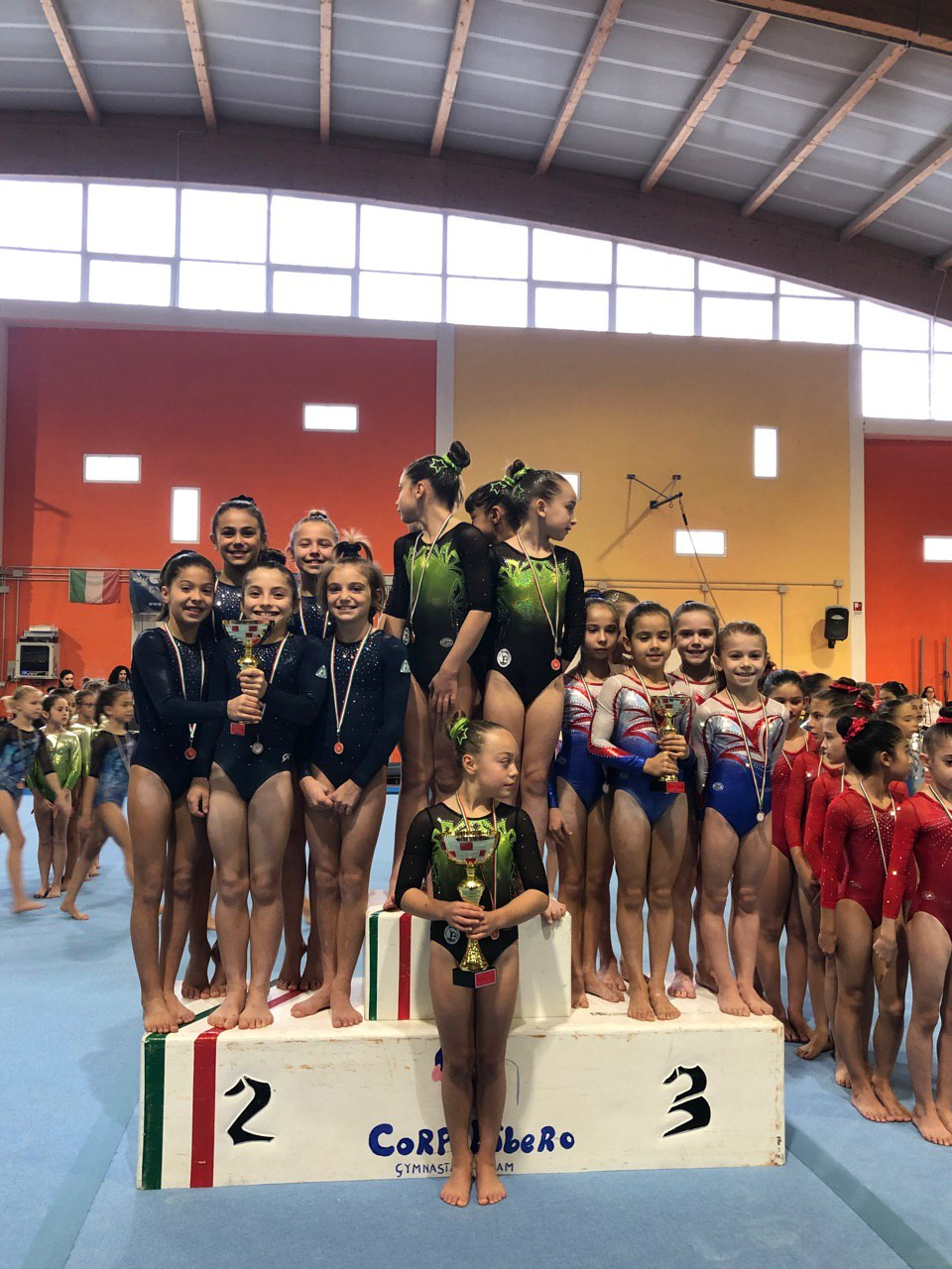 CAMPIONATO A SQUADRE GOLD ALLIEVE INTERREGIONALE