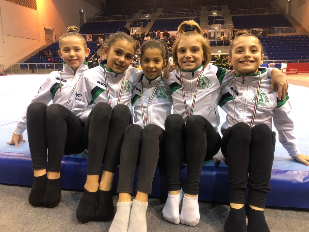 CAMPIONATO NAZIONALE ALLIEVE GOLD 3A 2019-2020 -