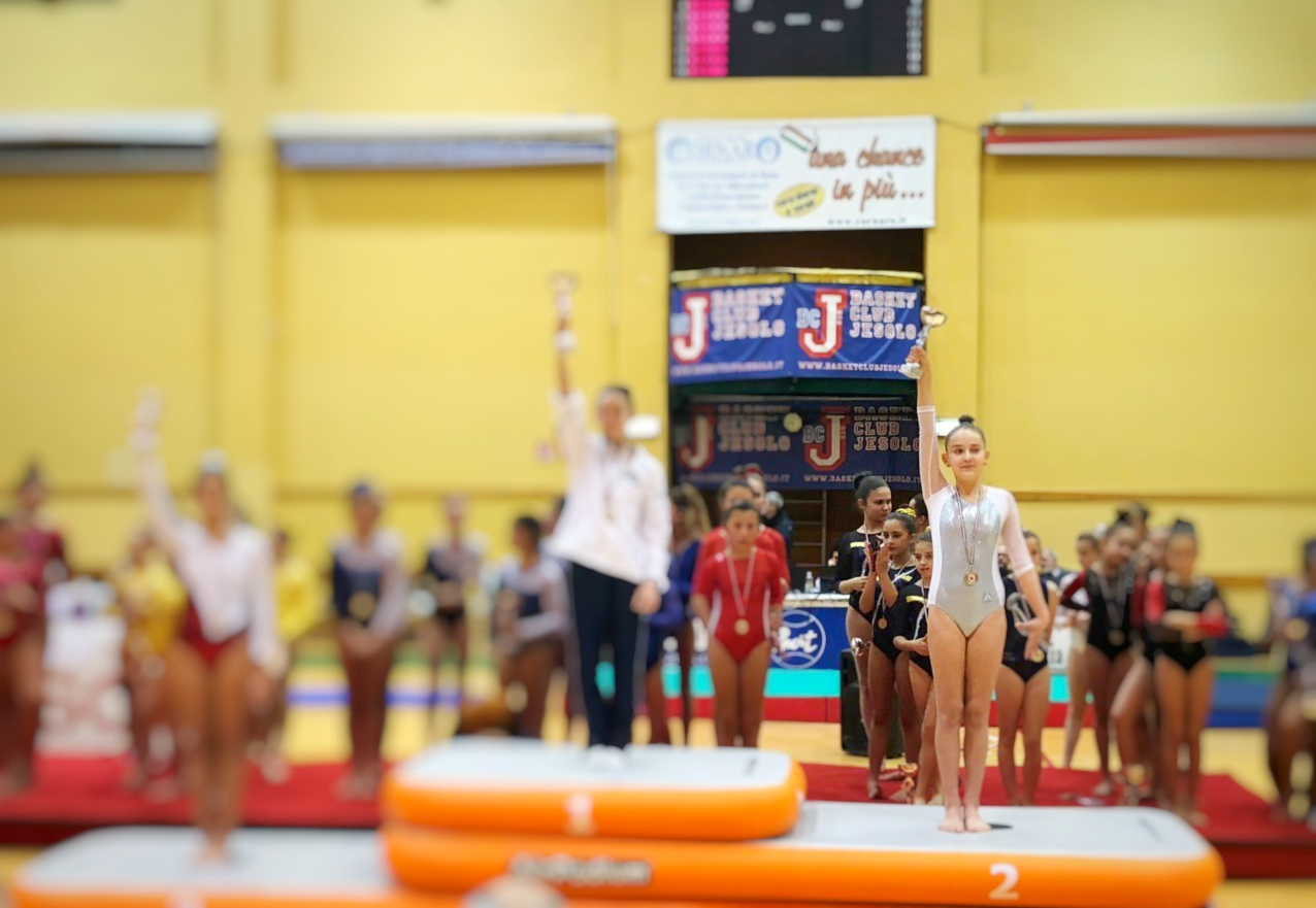 1A PROVA REGIONALE CAMPIONATO INDIVIDUALE SILVER LA Allieve-Junior