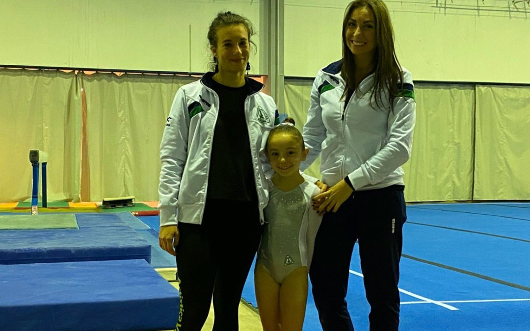 1A PROVA REGIONALE CAMPIONATO INDIVIDUALE ALLIEVE GOLD